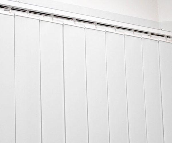 127 mm Lamellenvorhang - Standardgrößen