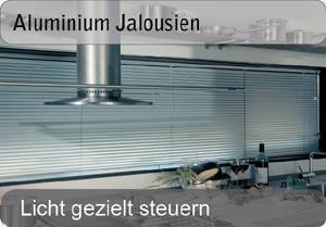 Aluminium Jalousien