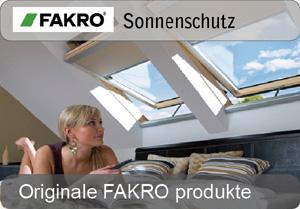 FAKRO Sonnenschutz